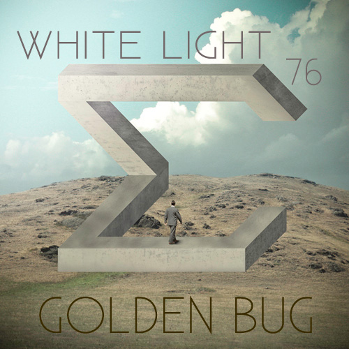 White Light 76 - Golden Bug (Artwork by Eugène Soloviev)