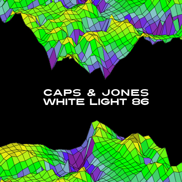White Light 86 - Caps & Jones
